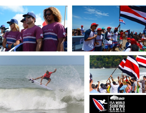 ISA Word Surfing Games Costa Rica 2016 - Estelar Blog - Instituto Estelar Bilingüe